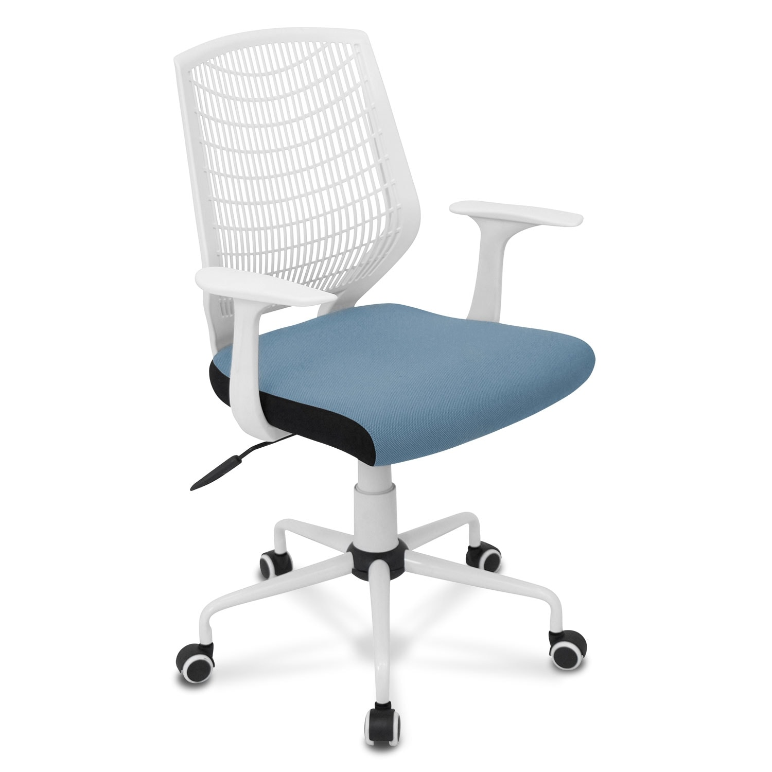 [Helix Office Chair - Blue]