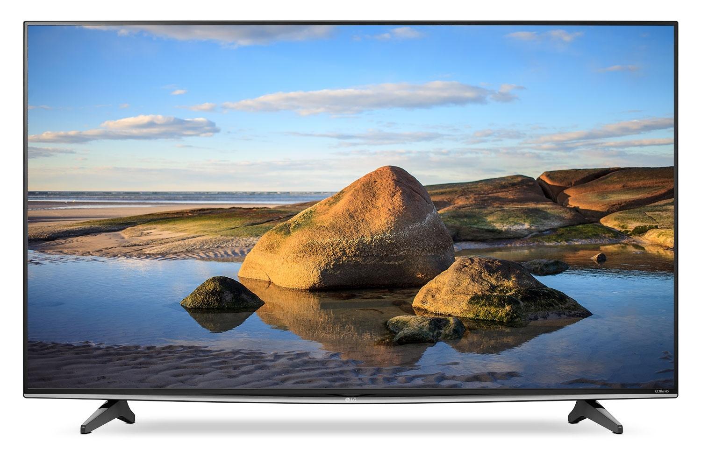 """[LG 58"""" 4K UHD Smart LED TV - 58UF8300]"""