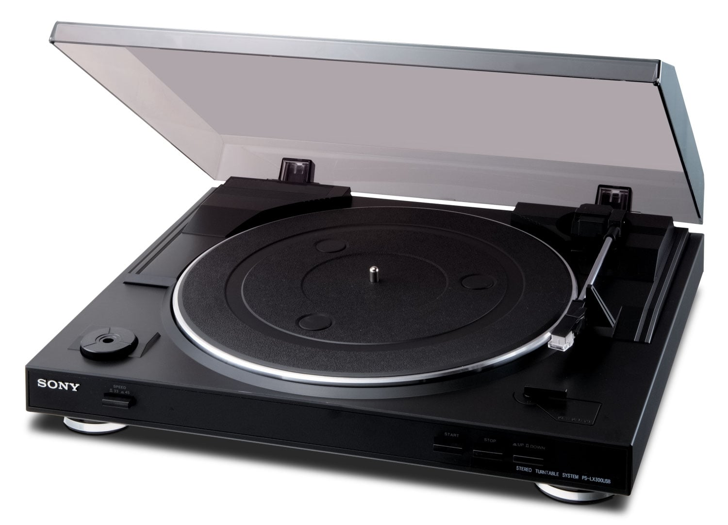 Sound Systems - Sony USB Turntable
