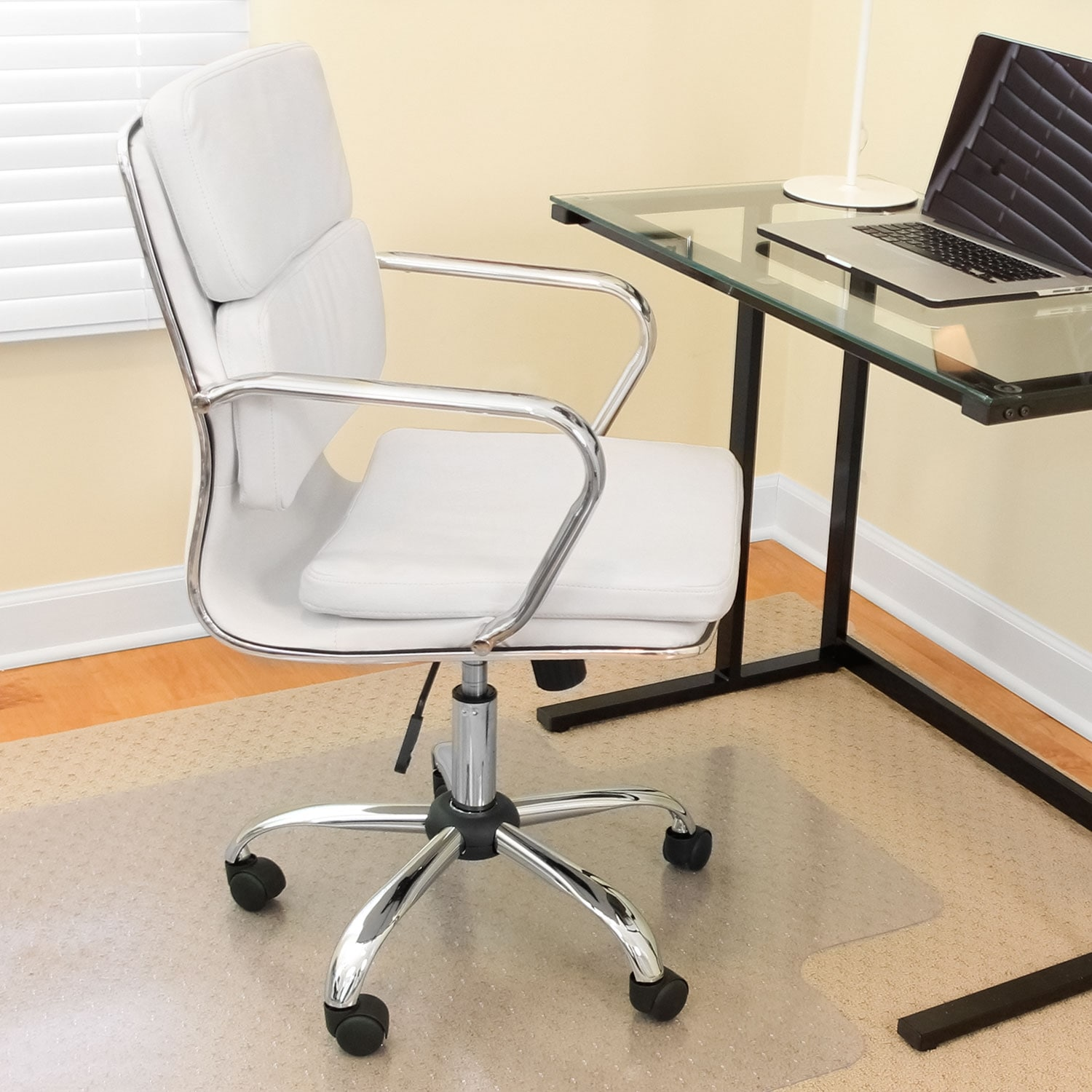 Oscar Office Chair White Value City Furniture