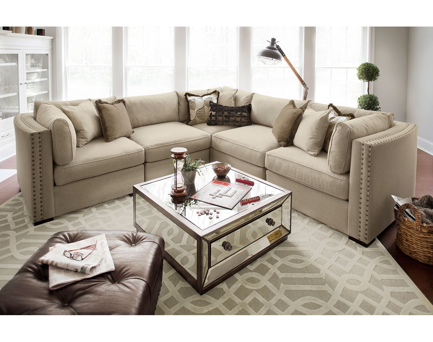 [The Athens Living Room Collection]