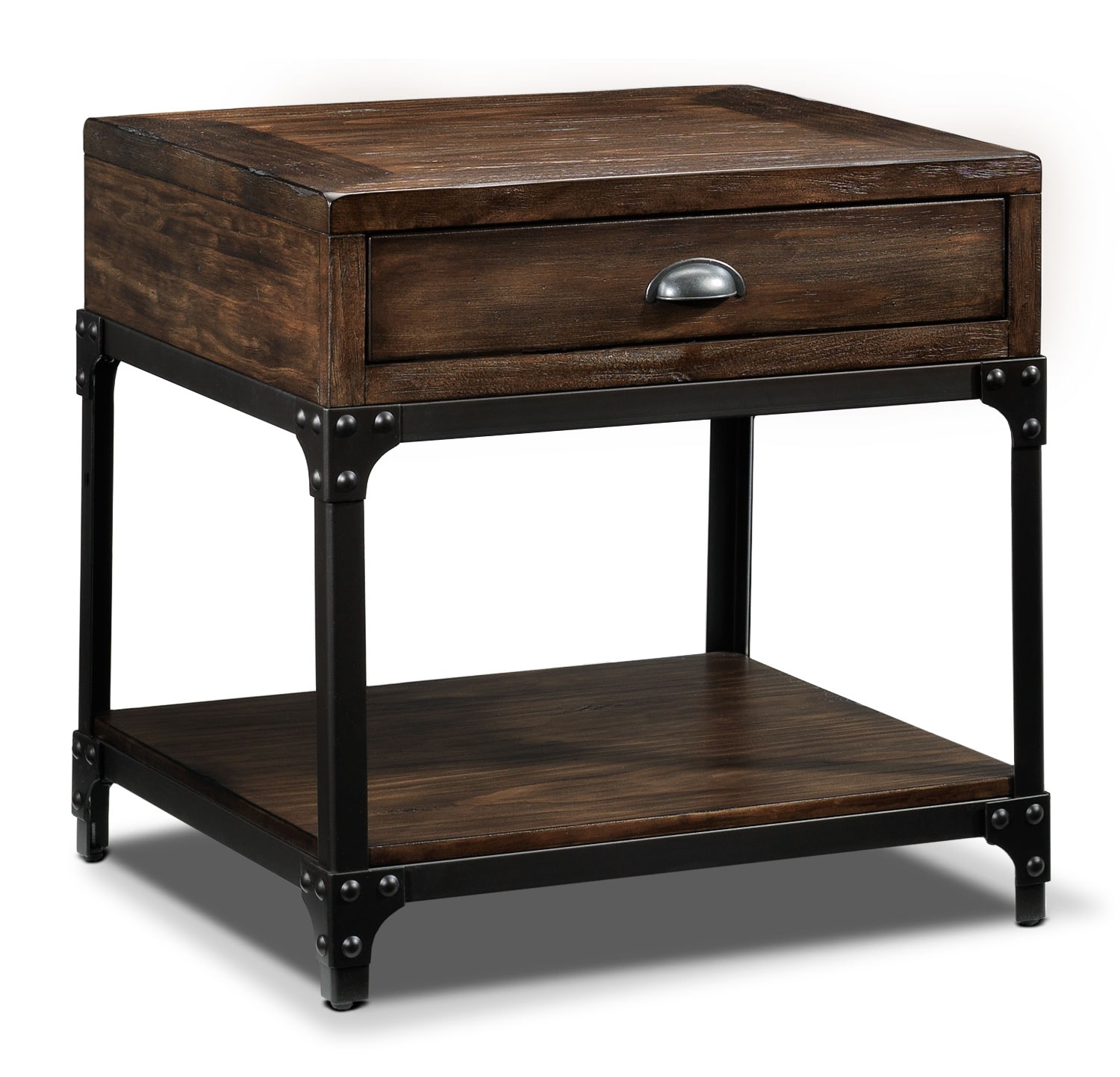 Accent and Occasional Furniture - Elder End Table