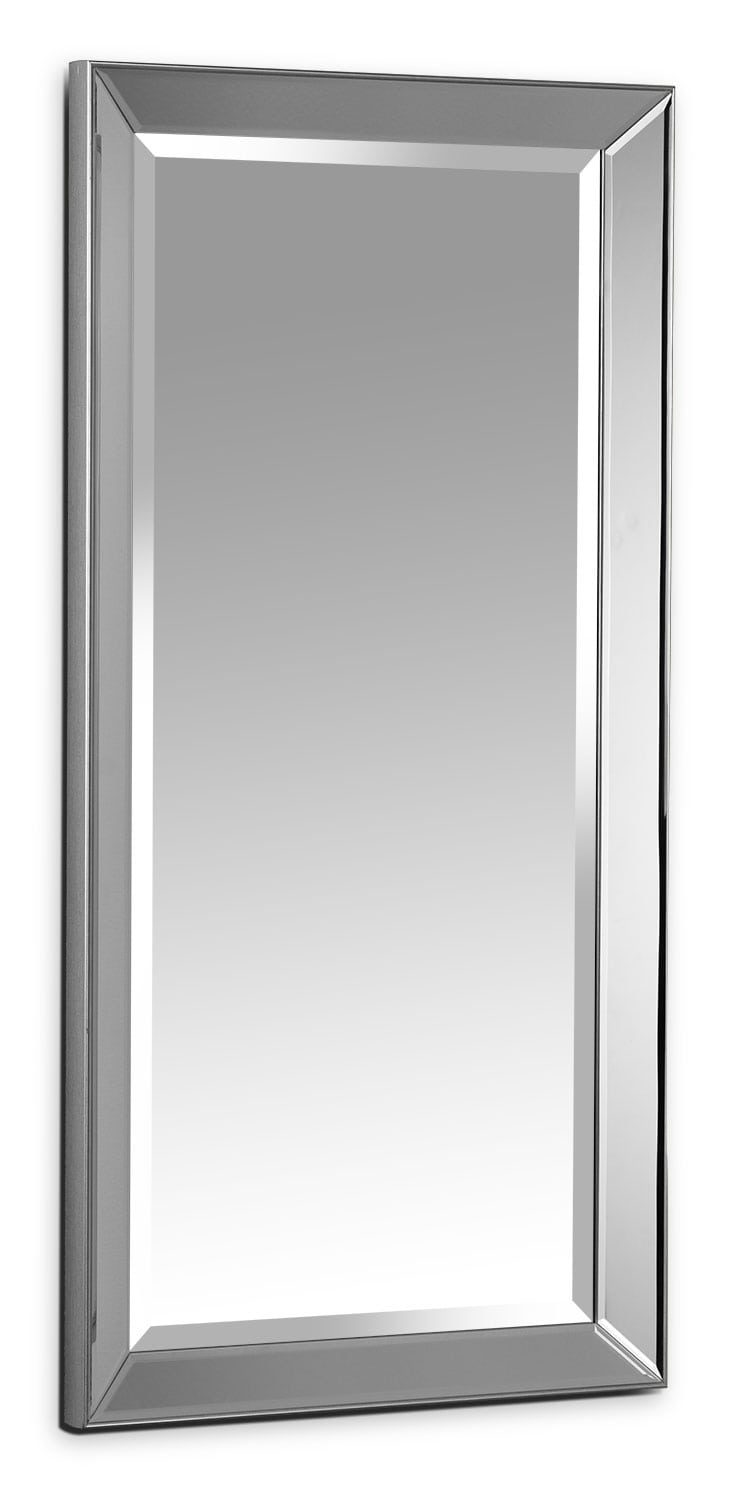"Accent and Occasional Furniture - Veronique Wall Mirror - 40"" x 20"""