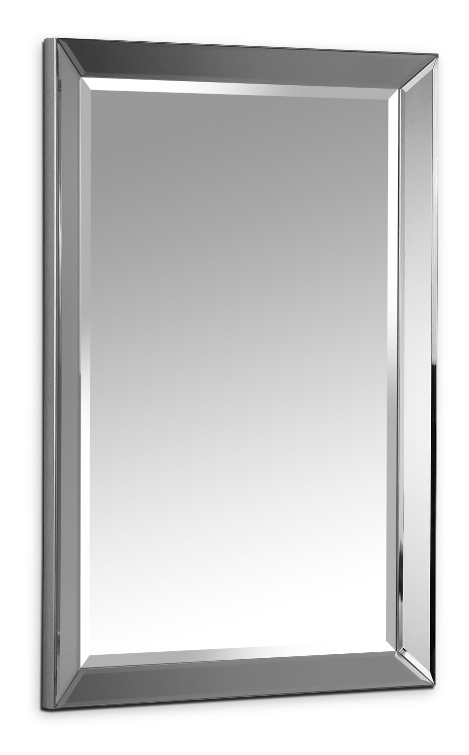 "Accent and Occasional Furniture - Veronique Wall Mirror - 36"" x 24"""