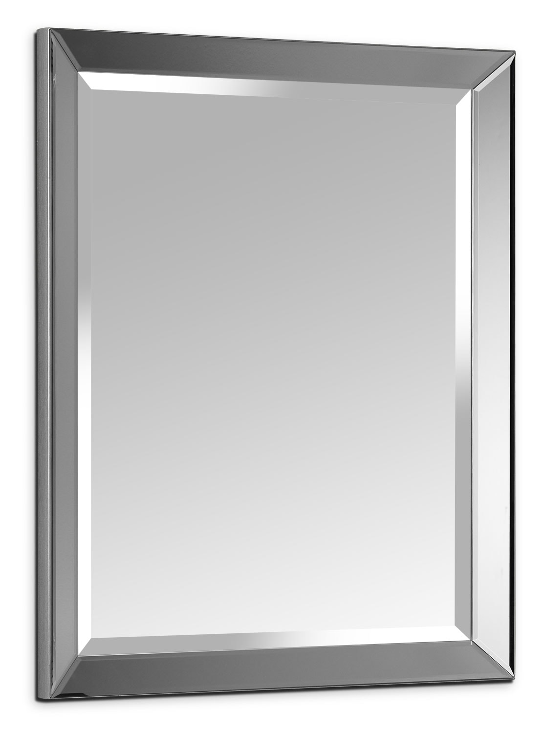 "Accent and Occasional Furniture - Veronique Wall Mirror - 32"" x 26"""