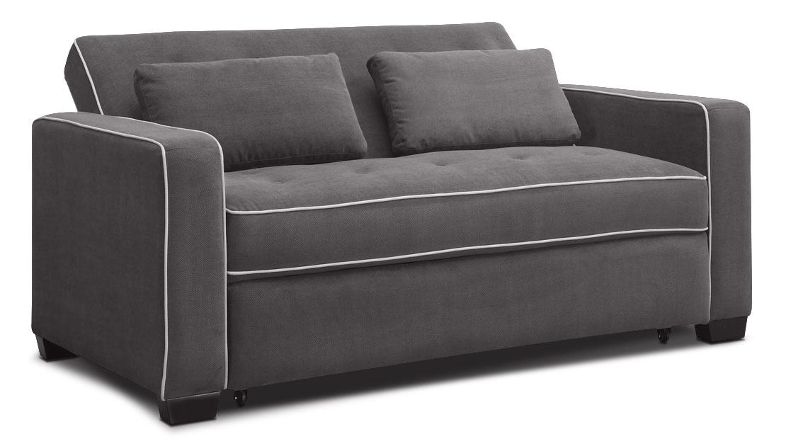 Living Room Furniture - Augustine Convertible Sofa