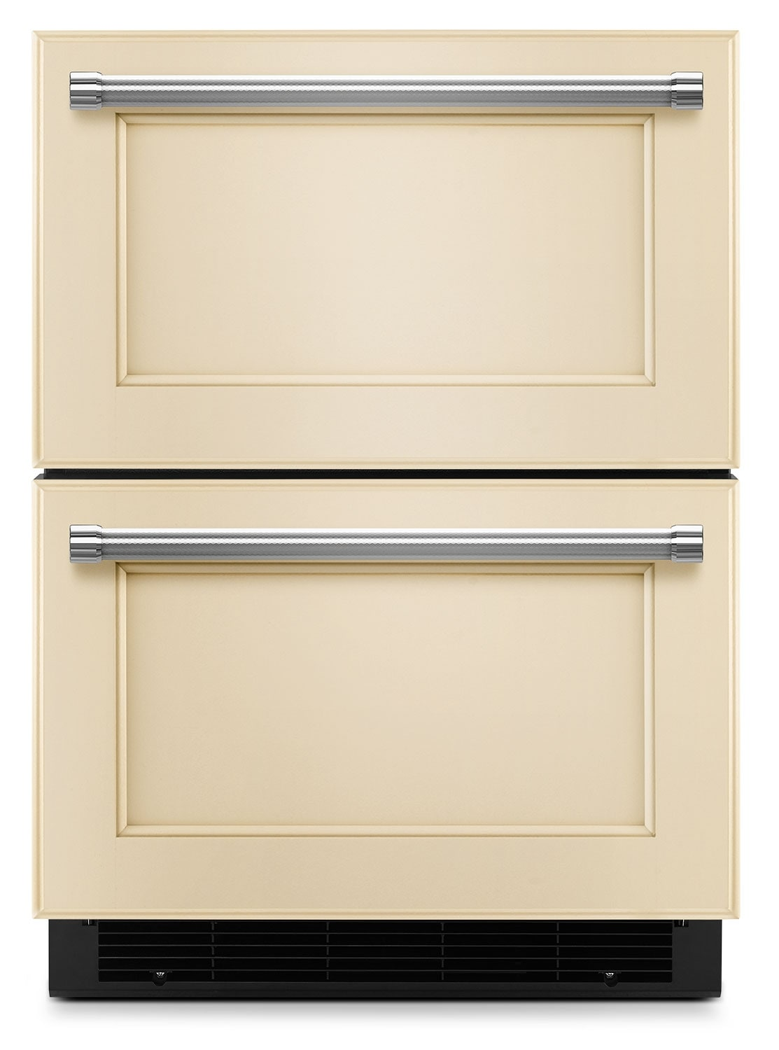 Kitchenaid 24 Quot Double Refrigerator Drawer Panel Ready