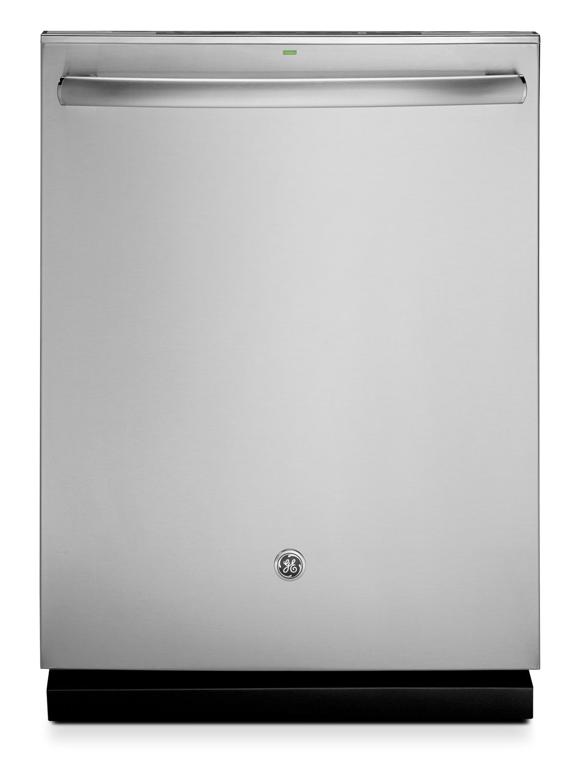 Clean-Up - GE Profile Tall-Tub Built-In Dishwasher with Hidden Controls – Stainless Steel
