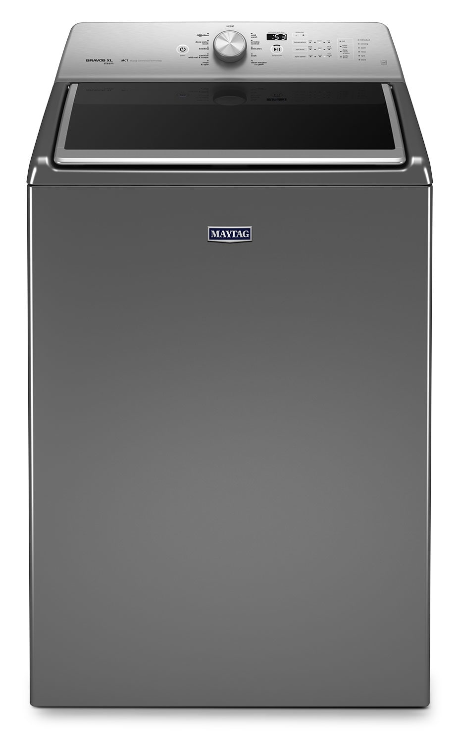 Washers and Dryers - Maytag 6.1 Cu. Ft. Top-Loading Washer – MVWB855DC