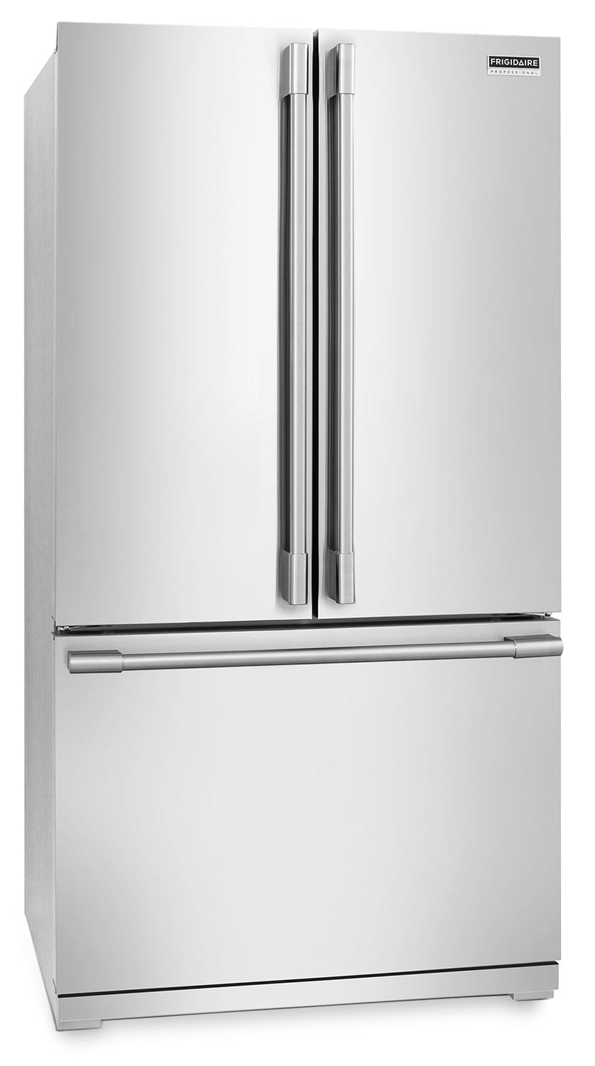 Refrigerators and Freezers - Frigidaire Professional Counter-Depth French-Door Refrigerator (22.6 Cu. Ft.) - FPBG2277RF