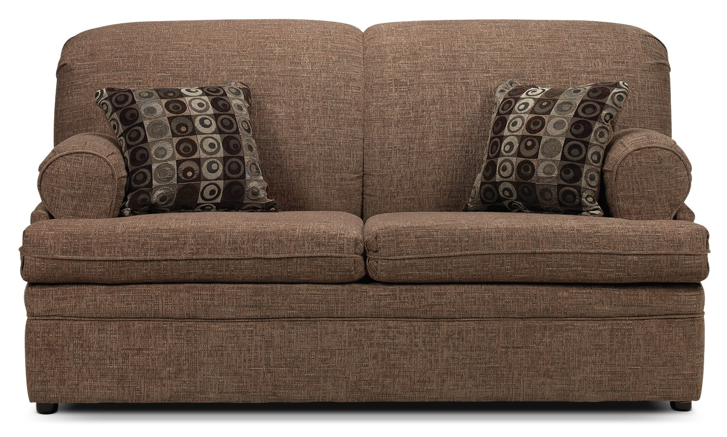 Living Room Furniture - Nichols Full Sofabed