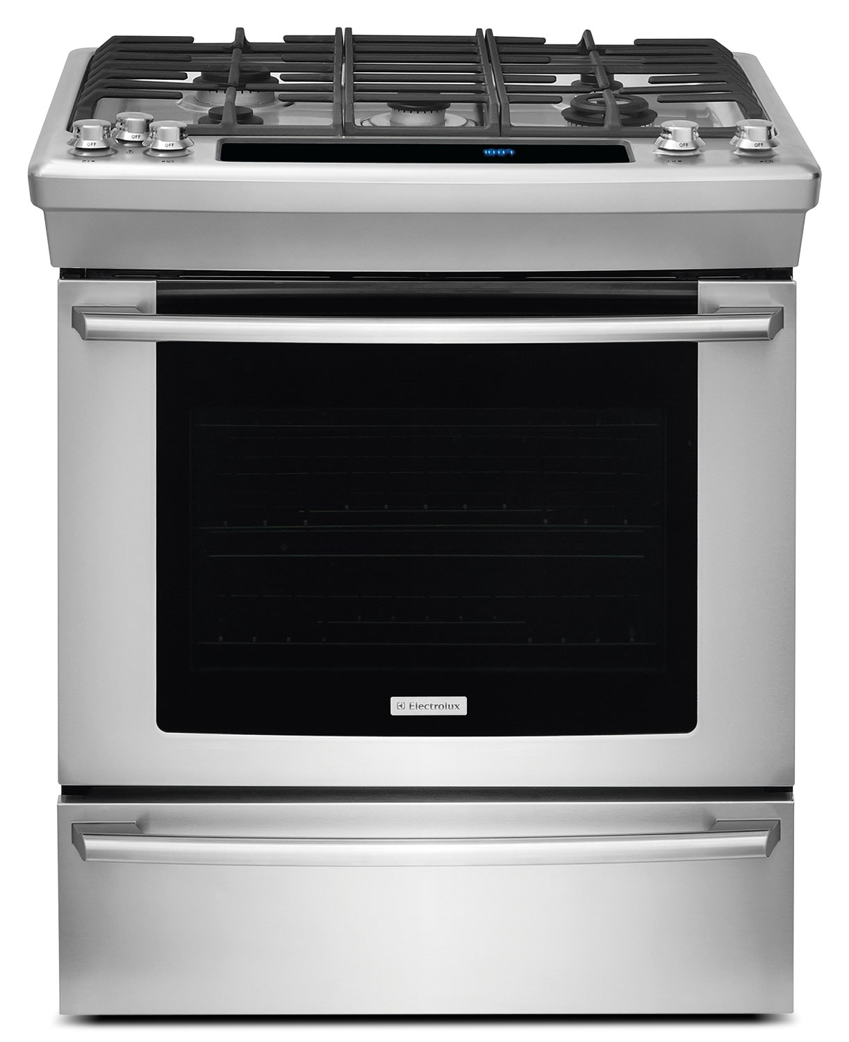 Cooking Products - Electrolux 4.5 Cu. Ft. Built-In Gas Convection Range – EW30GS80RS