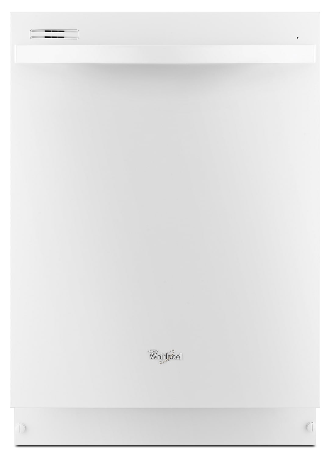 Clean-Up - Whirlpool Gold® Built-In Dishwasher – White