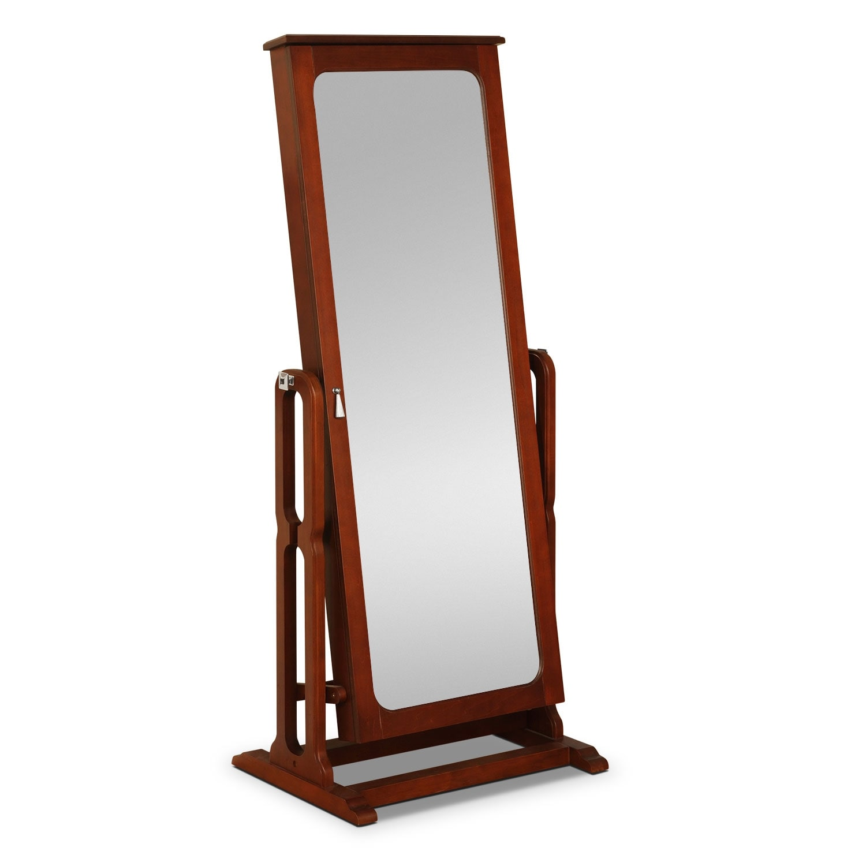 [Sadie Cheval Storage Mirror]