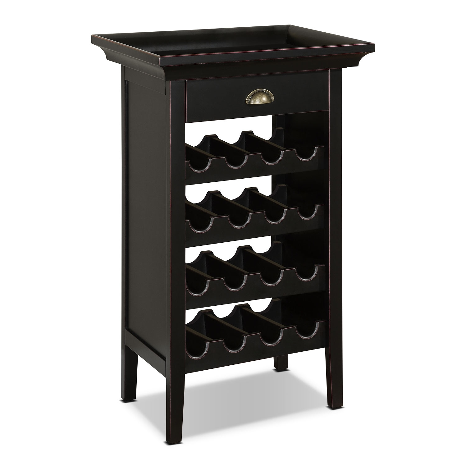 [East Point Wine Cabinet]