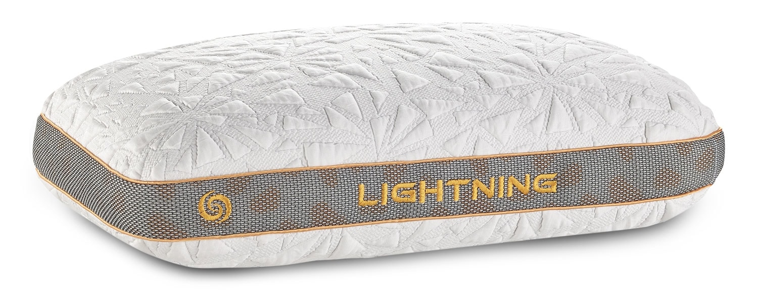 Bedgear™ Lightning 2.0 Advanced Position Pillow - Back Sleeper
