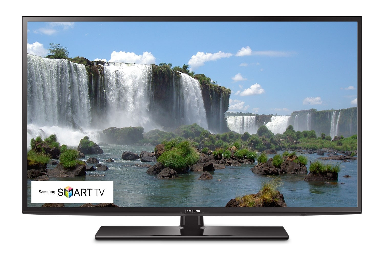 "Samsung 55"" 1080p Full HD LED TV - UN55J6201AFXZC"