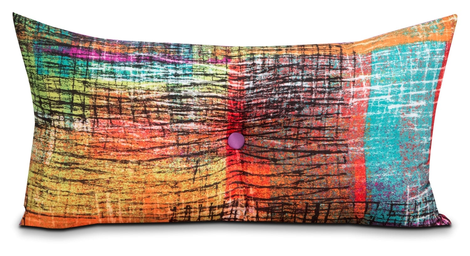 Mattresses and Bedding - Etched Decorative Pillow