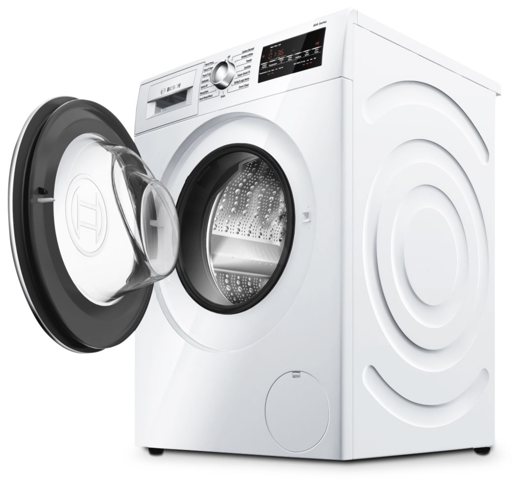 Bosch Dryer: Bosch 800 Series 2.2 Cu. Ft. Compact Washer And 4.0 Cu. Ft