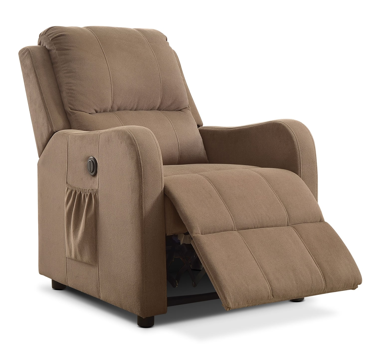 Living Room Furniture - Narnio Power Recliner