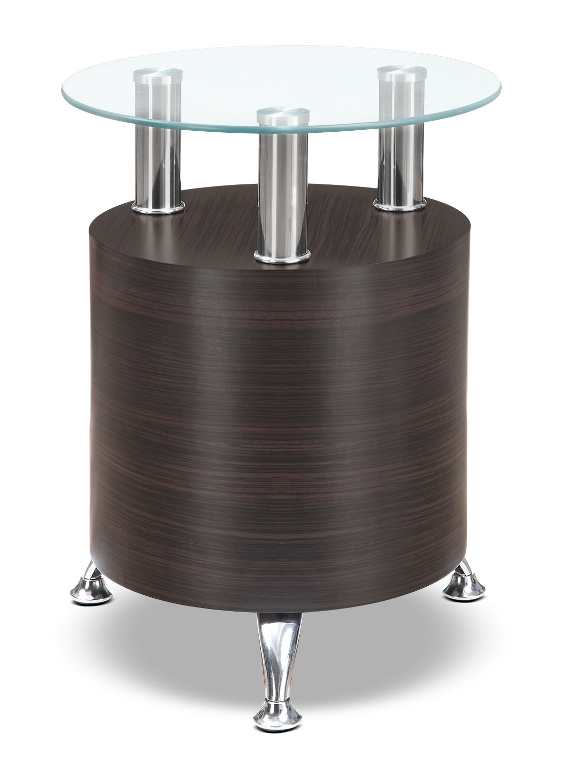 Accent and Occasional Furniture - Seradala End Table