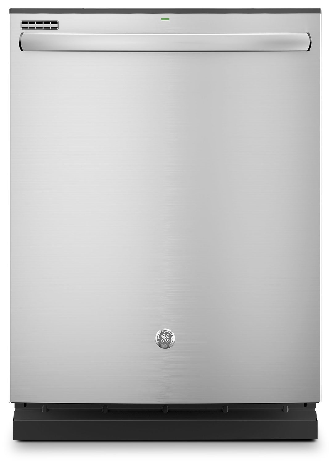 GE Built-in Tall Tub Dishwasher with Hidden Controls – Stainless Steel