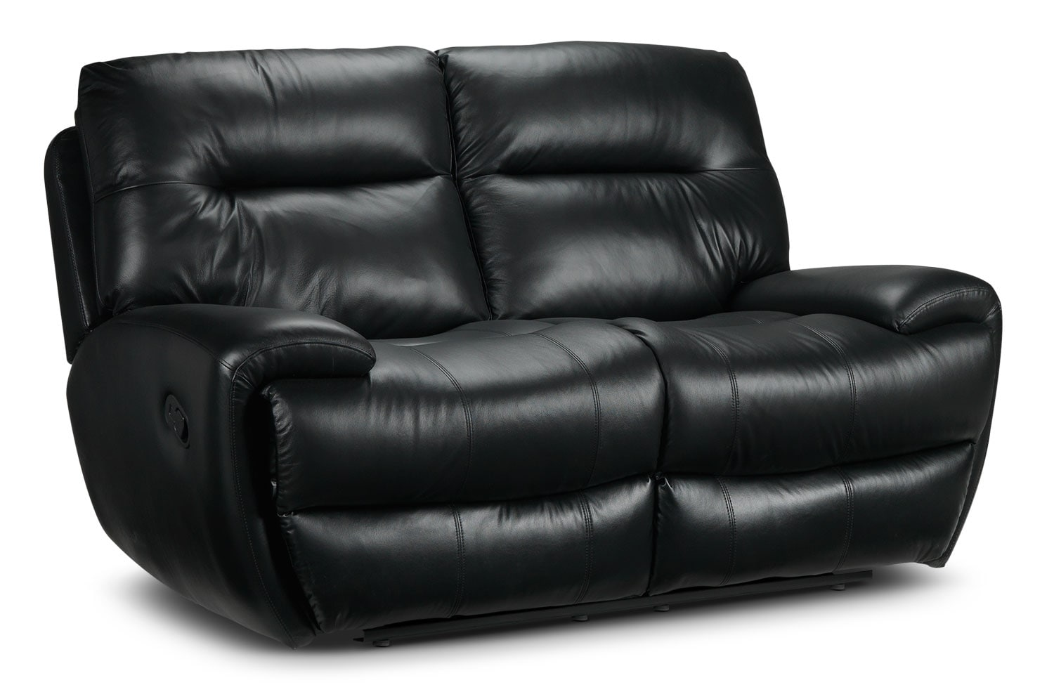 Living Room Furniture - Baily Reclining Loveseat