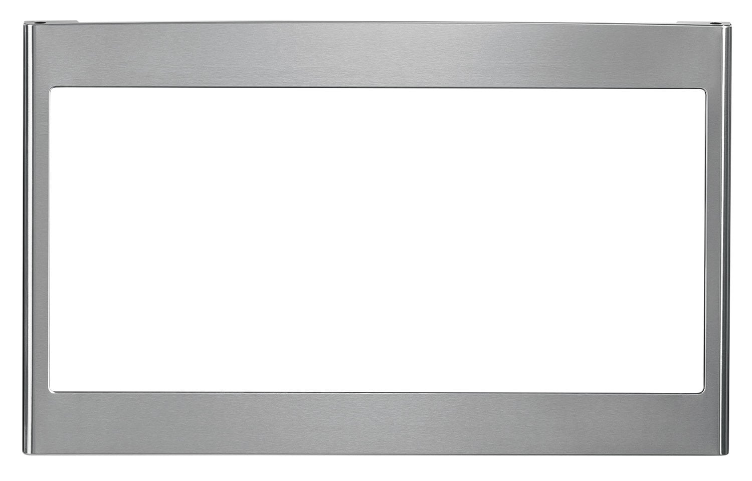"Appliance Accessories - GE 27"" Microwave Trim Kit – Stainless Steel"