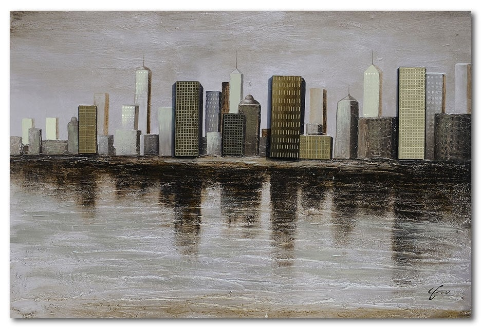 "Accent and Occasional Furniture - Downtown - 40"" x 60"""