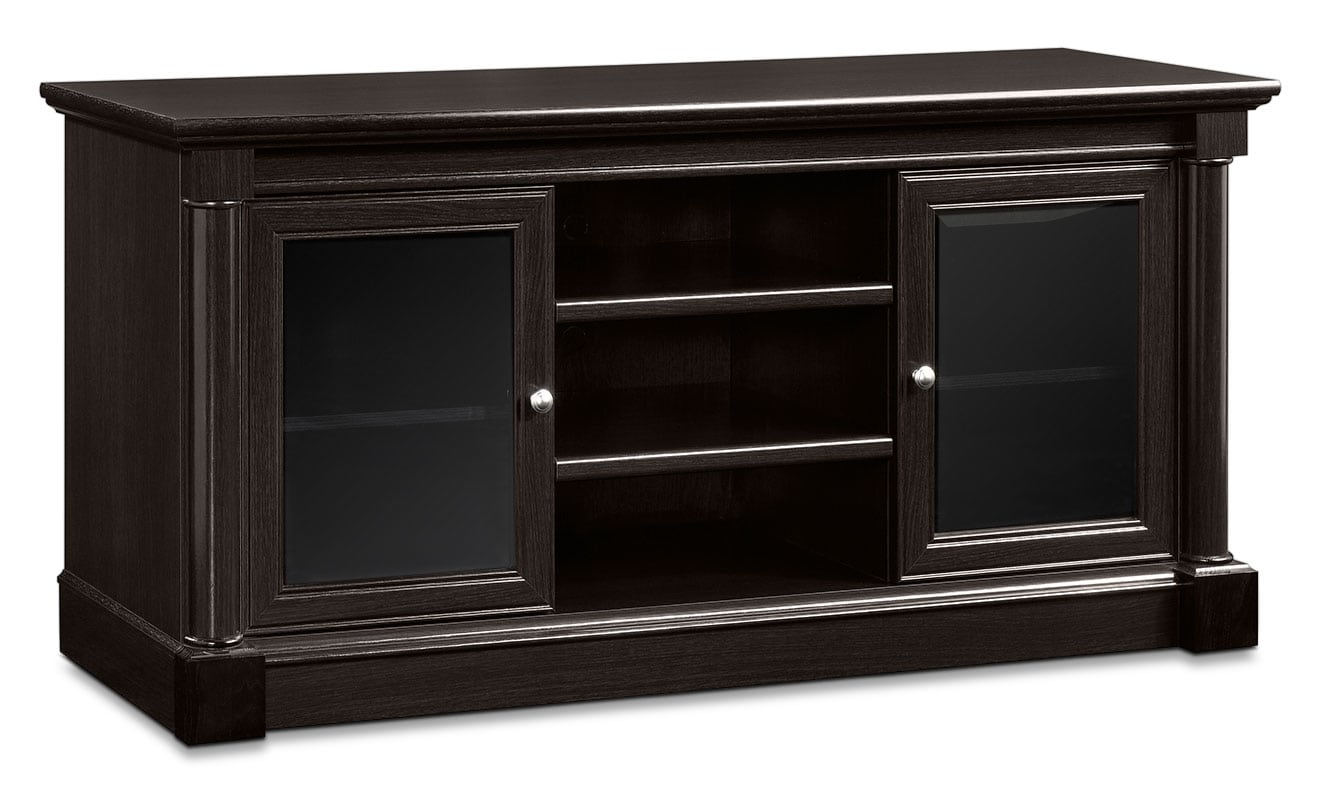 "Entertainment Furniture - Avery 59"" TV Stand - Wind Oak"