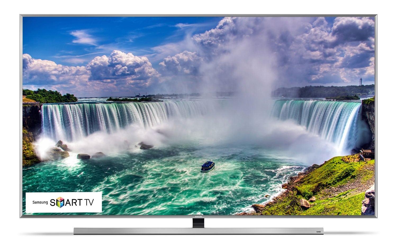 """Televisions - Samsung 85"""" 4K UHD Smart LED UN85JU7100FXZC"""