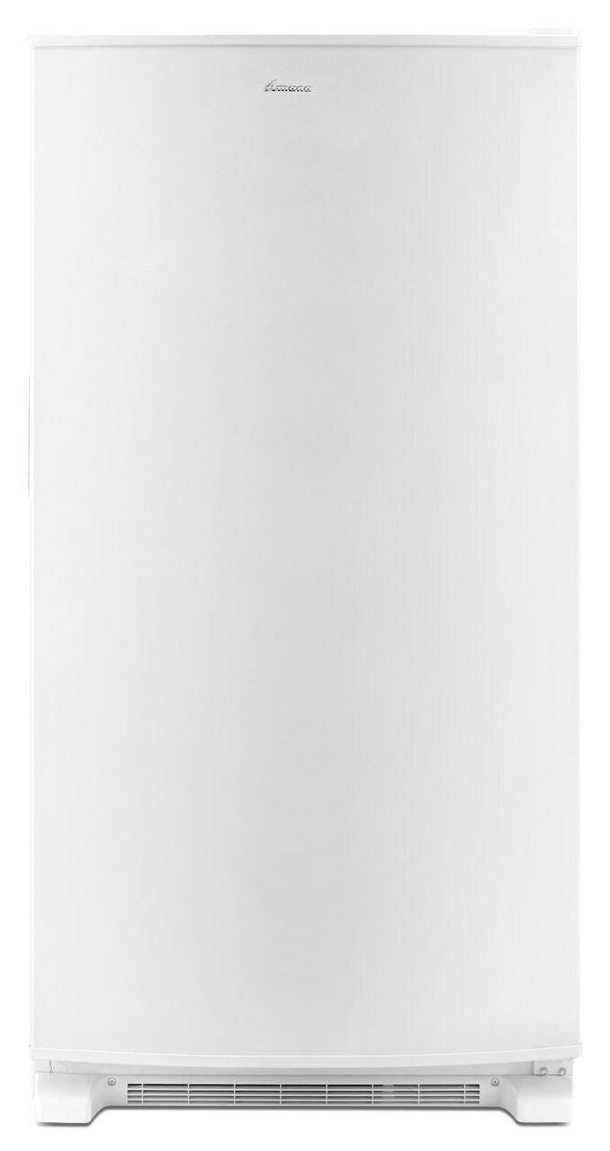 Refrigerators and Freezers - Amana 20 Cu. Ft. Upright Freezer – AZF33X20DW