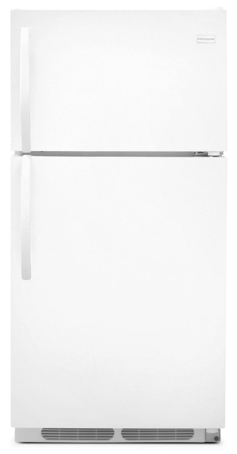 Refrigerators and Freezers - Frigidaire 15 Cu. Ft. Top-Freezer Refrigerator – FFTR1521RW