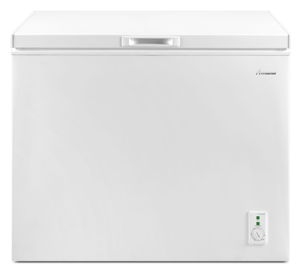 Refrigerators and Freezers - Amana® 7.0 Cu. Ft. Compact Chest Freezer - White