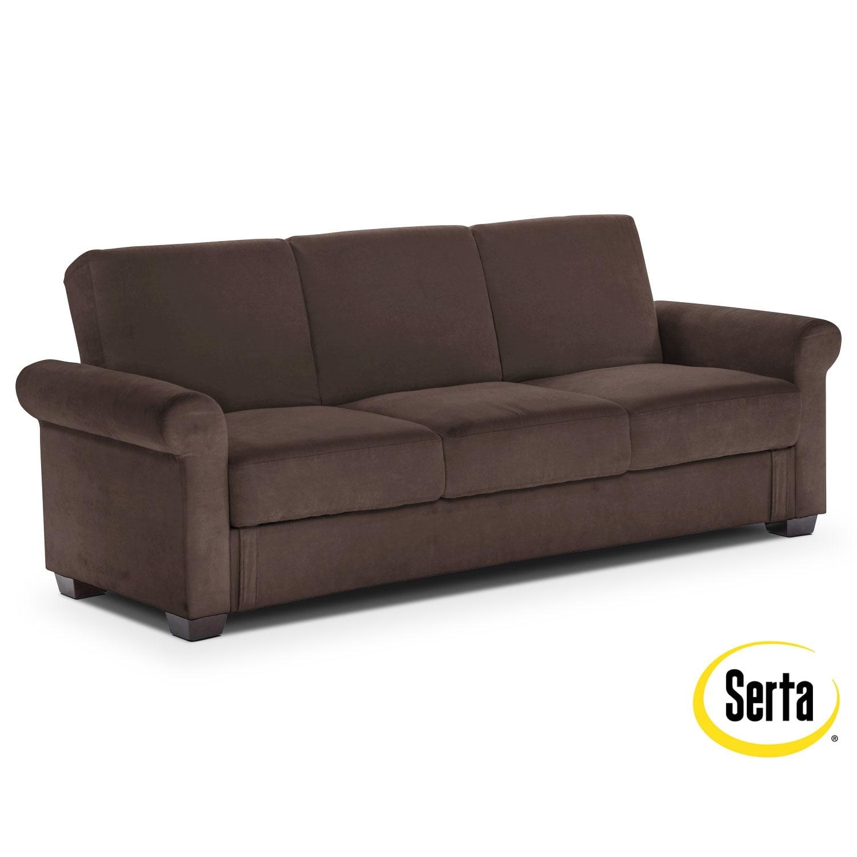 Thomas Futon Sofa Bed With Storage