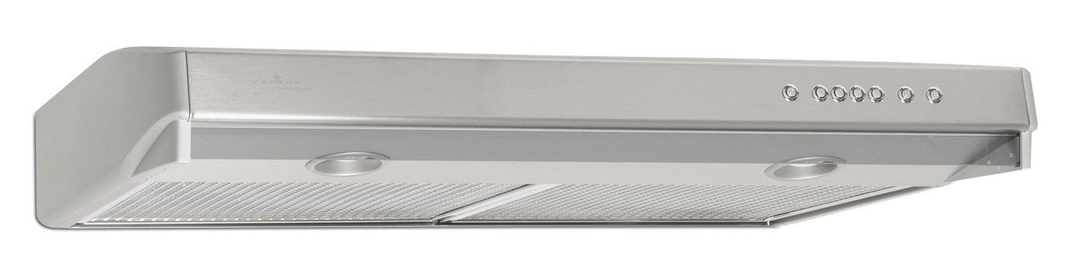 "Cooking Products - Venmar Connaisseur 30"" Undercabinet Range Hood – Stainless Steel"