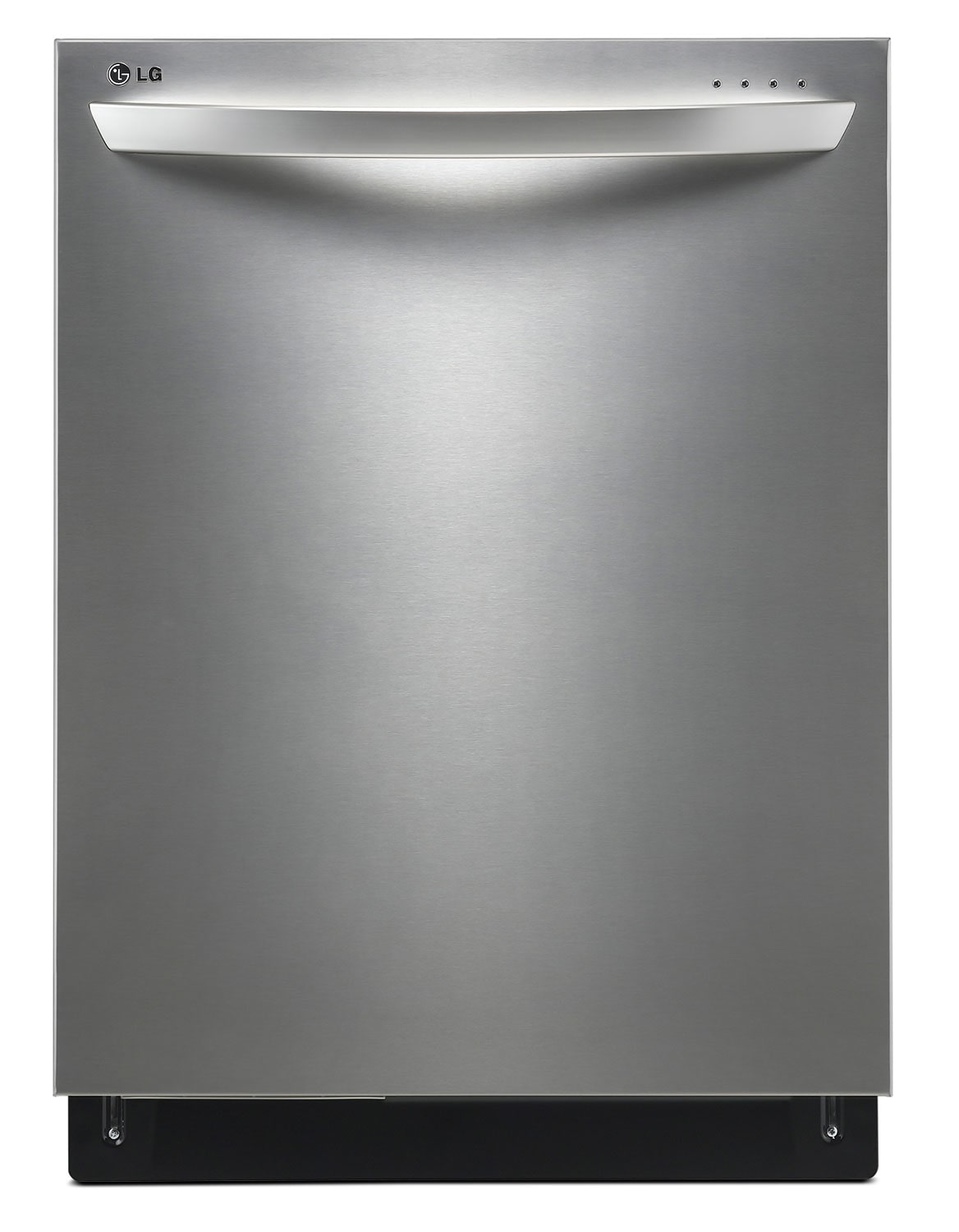 LG Fully Integrated Dishwasher with TrueSteam™ – Stainless Steel