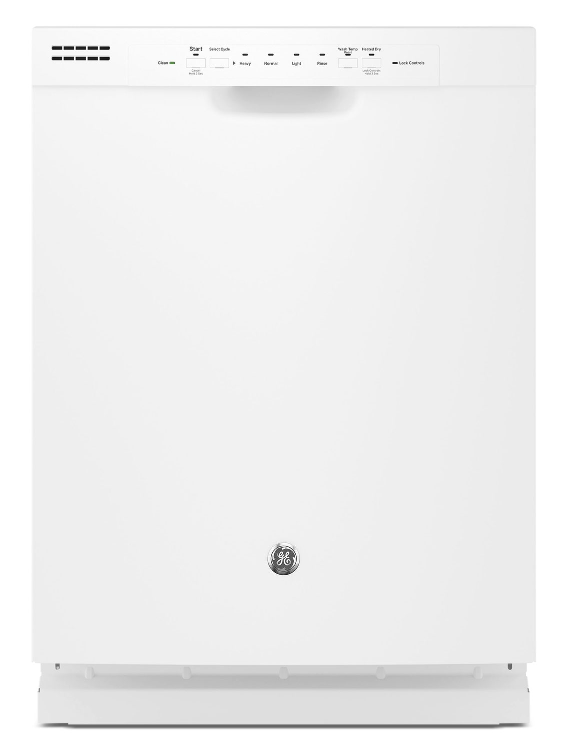 "GE 23.75"" Built-In Tall-Tub Dishwasher – GDF510PGJWW"