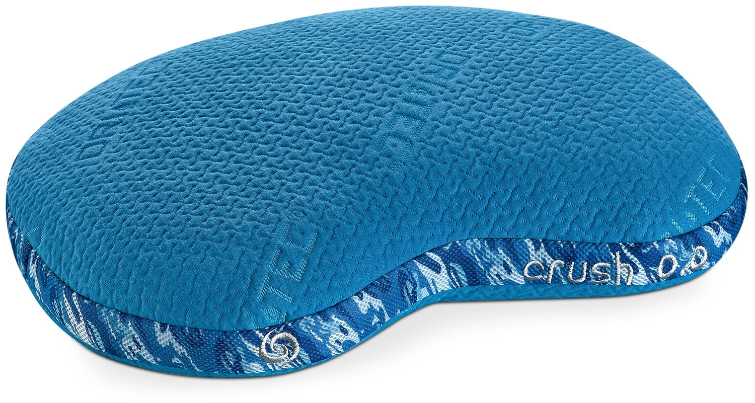 Mattresses and Bedding - Bedgear™ BG-X Kids Crush 0.0 Performance Pillow – Small Body Types