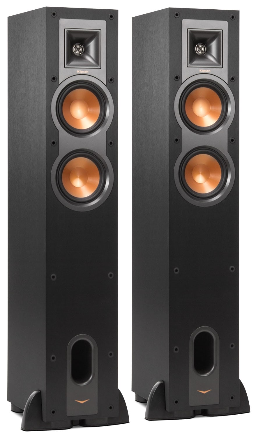 Sound Systems - Klipsch Tower Speakers, Set of 2 – 35""