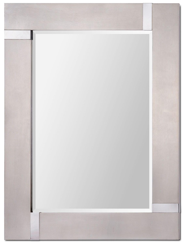 Home Accessories - Capiz Mirror