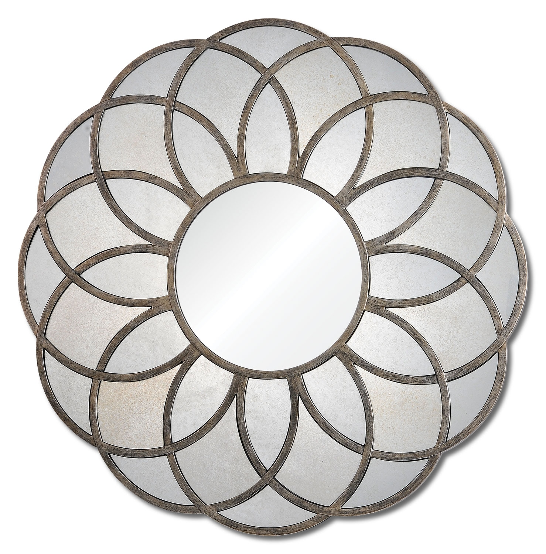 Home Accessories - Flora Mirror