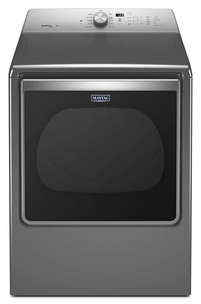 Maytag 8.8 Cu. Ft. Electric Dryer – YMEDB855DC