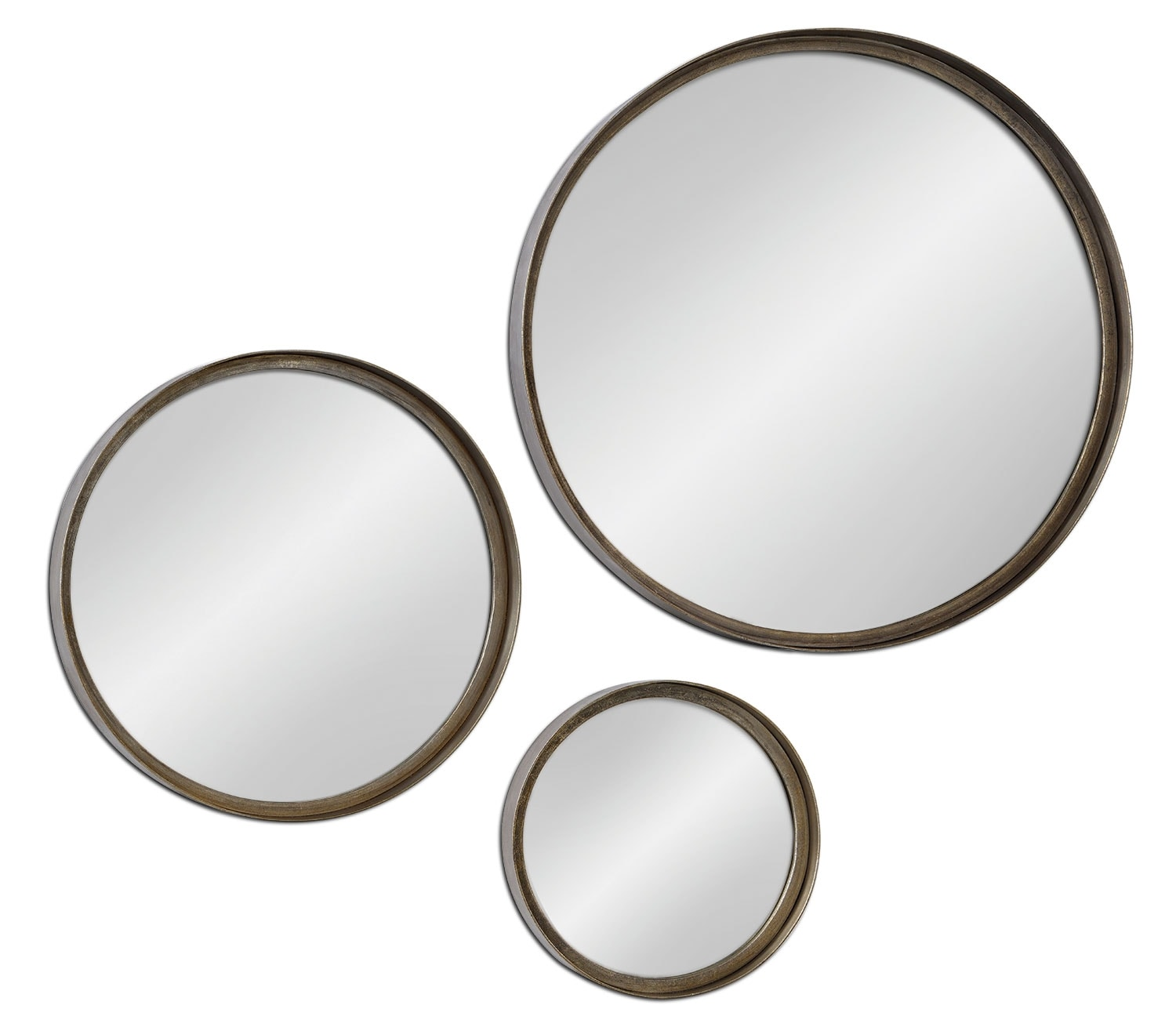 Shire Mirror – Set of 3