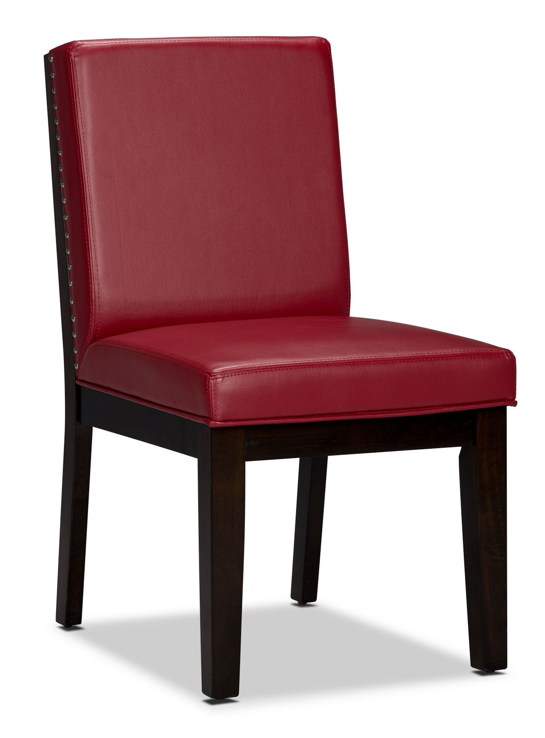Dining Room Furniture - Couture Side Chair - Red