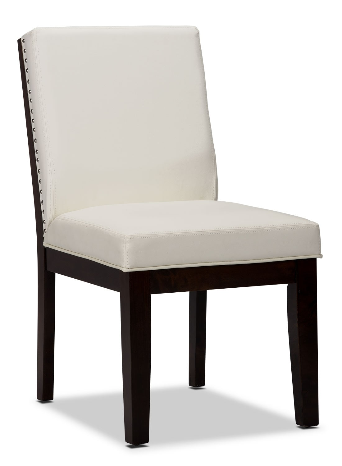 Couture side Chair - White