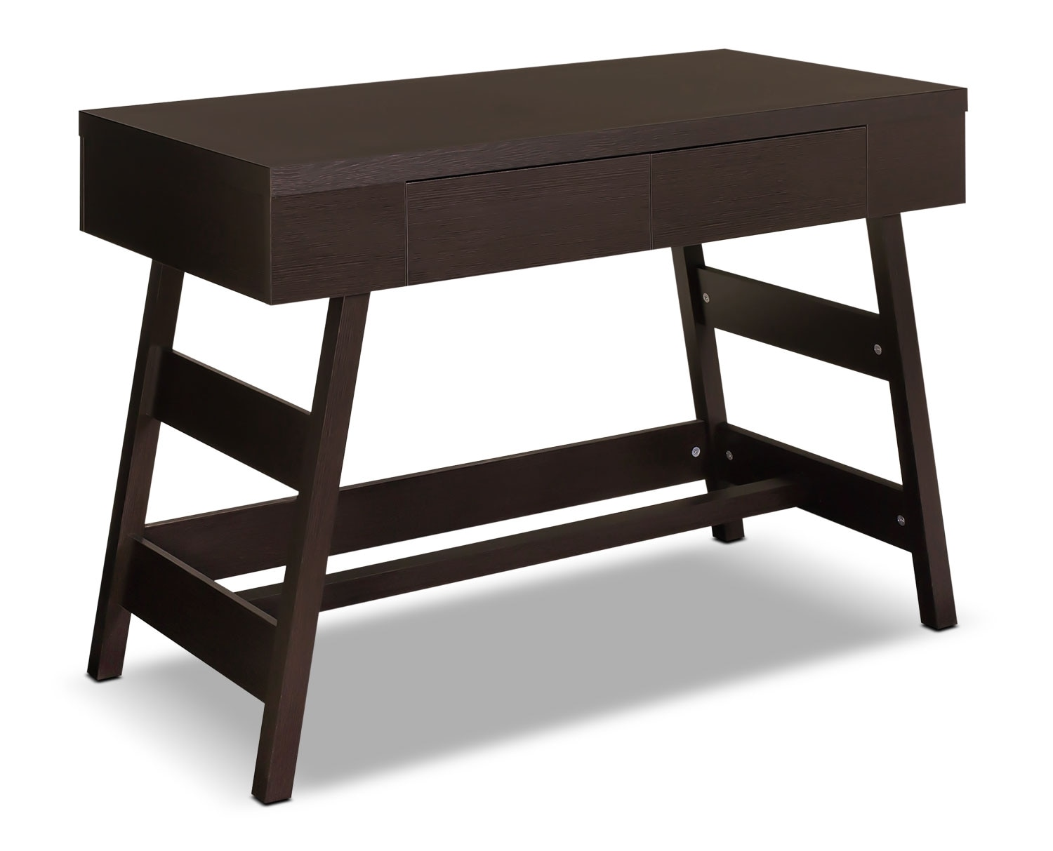 "Cadiz 43"" Desk with Drawer – Wenge"