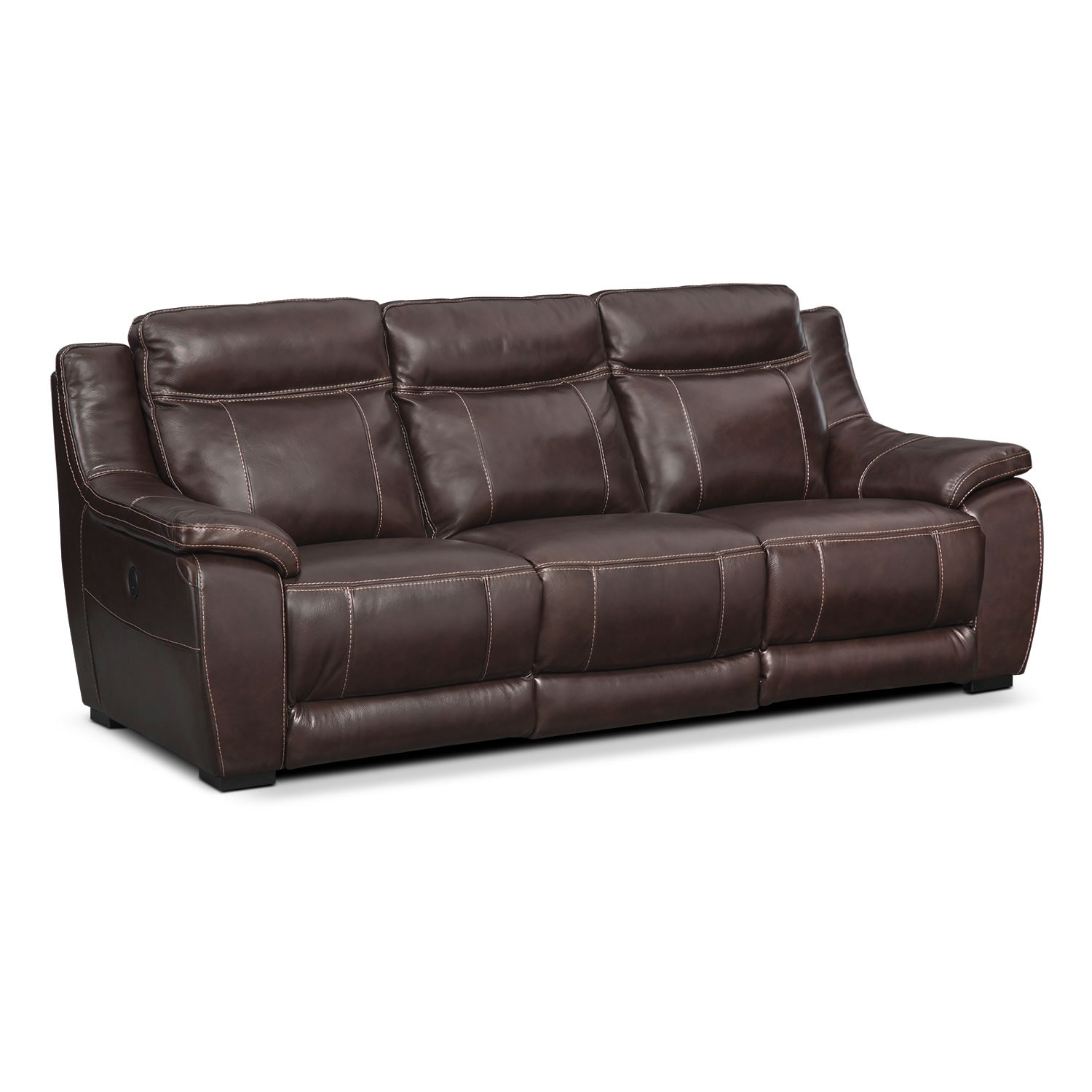 Lido Power Reclining Sofa And Reclining Loveseat Set