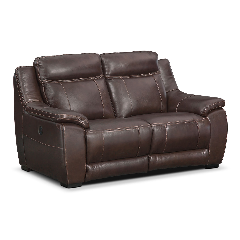 Lido Power Reclining Sofa And Reclining Loveseat Set