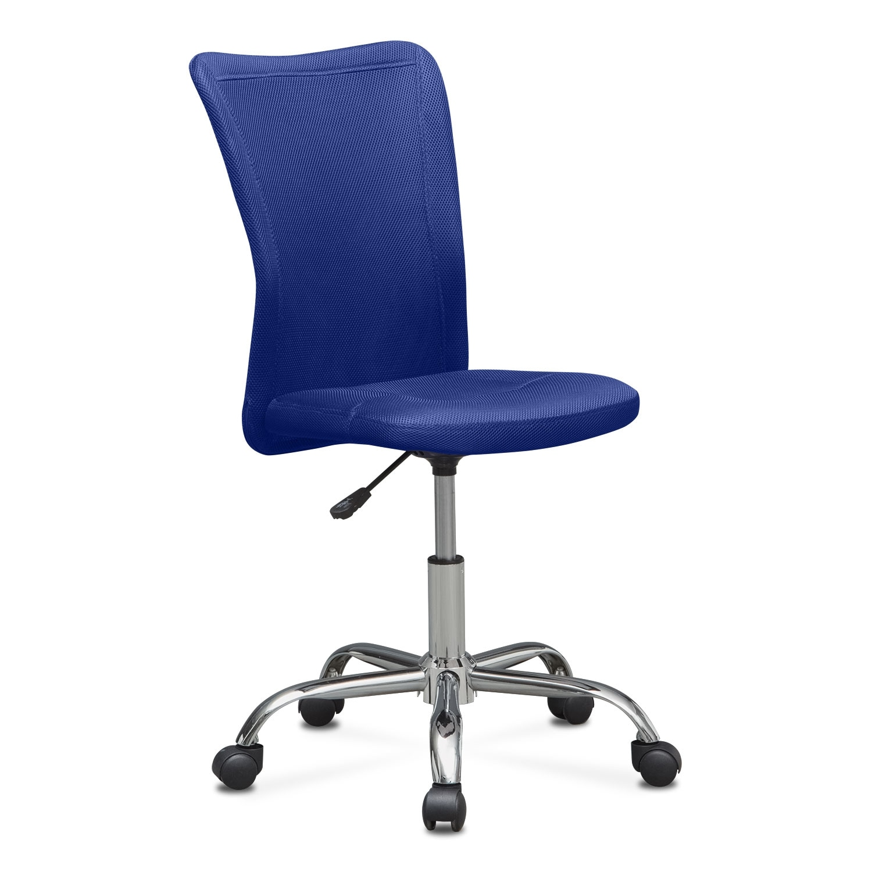 [Mist Desk Chair - Blue]